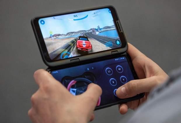 LG V50ThinQ 5G