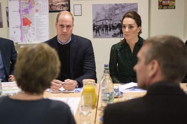 Герцоги Кембриджські на обговоренні важливих соціальних питань