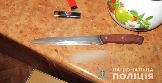 Знаряддя вбивства, що трапилось у Борисполі