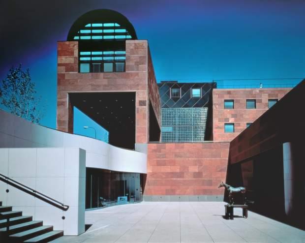 музей Ісодзакі Лос-Анджелес