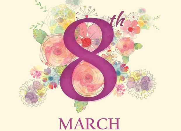 Привітання на 8 березня
