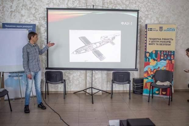Олексій Барановський – ветеран, що служив аеророзвідником у добровольчому батальйоні та в ЗСУ