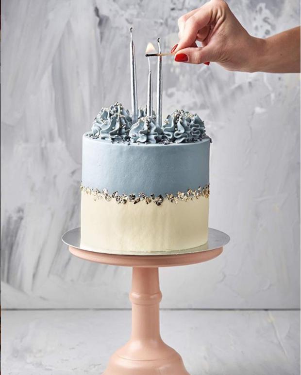 Святковий торт – обов'язковий атрибут дня народження