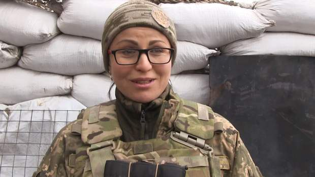 Жінка-воїн Ірина