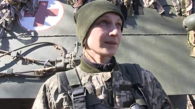 Військова ЗСУ Марина