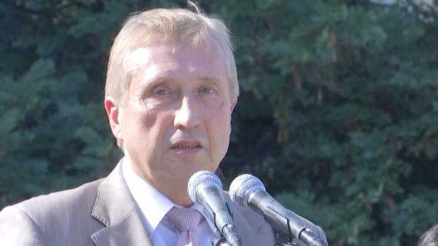 Михайло Згуровський