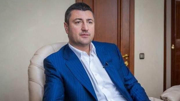 Банкір Олег Бахматюк