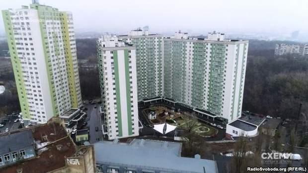 Київська новобудова, де є квартира, якою володіє Гоар Габрелян
