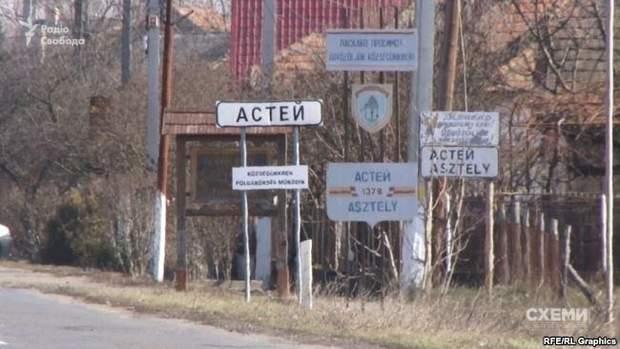 У віце-президентки академії і двох її племінниць – у сумі понад 3 га землі біля кордону з Угорщиною