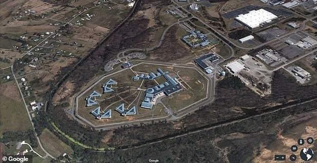 Манафорт, в'язниця, Club Fed, США