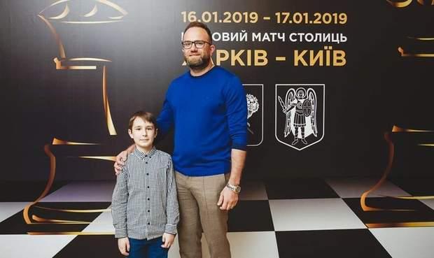 Тихон Черняєв і Павло Ельянов
