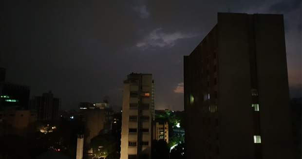 Блекаут у Венесуелі