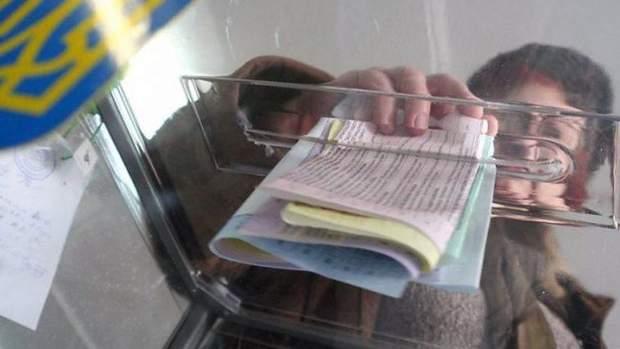 Голосування в Україні