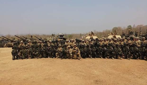 У навчаннях бере участь понад 11 тисяч військовослужбовців