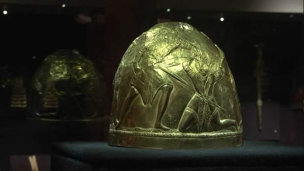 скіфський шолом