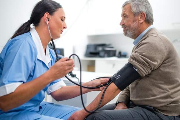 Високий тиск викликає передчасне старіння мозку