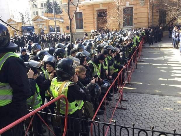 Поліція в Черкасах