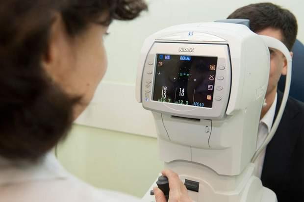 Тонометрія допомагає визначити наявність чи відсутність хвороб