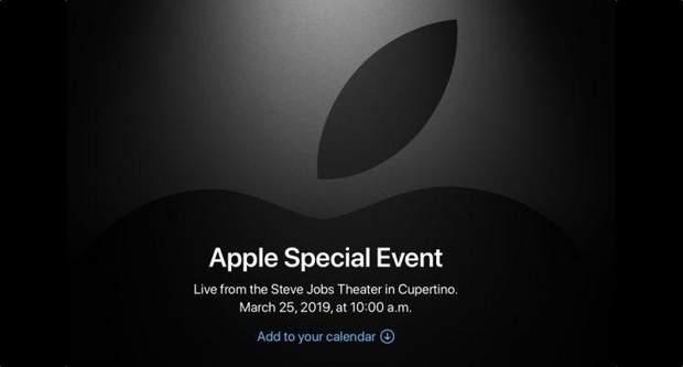 З'явилась дата презентації Apple у березні