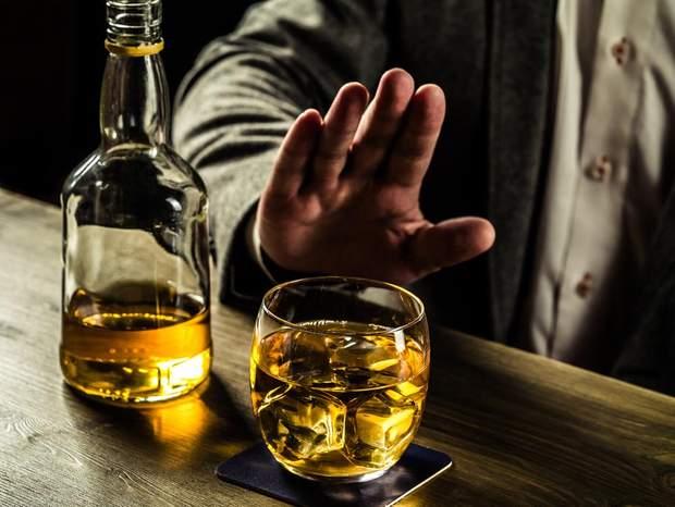 Обмежте вживання алкоголю