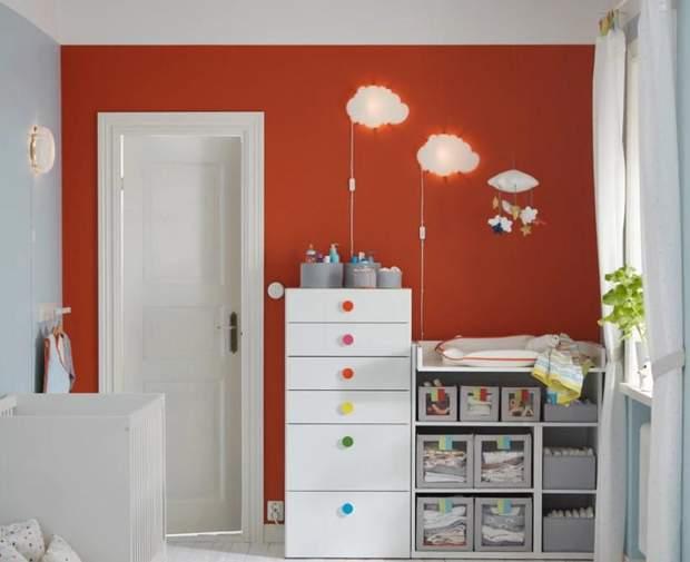 інтерєр дизайн дитяча IKEA