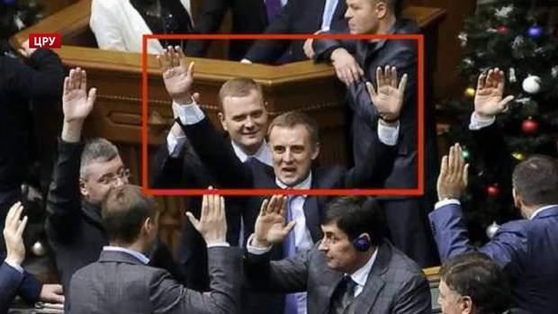 Москаленко голосував за диктаторські закони