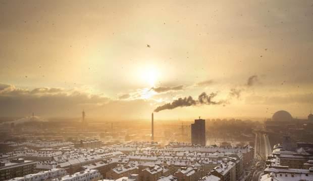 Забруднення повітря спричиняє 8,8 мільйона смертей