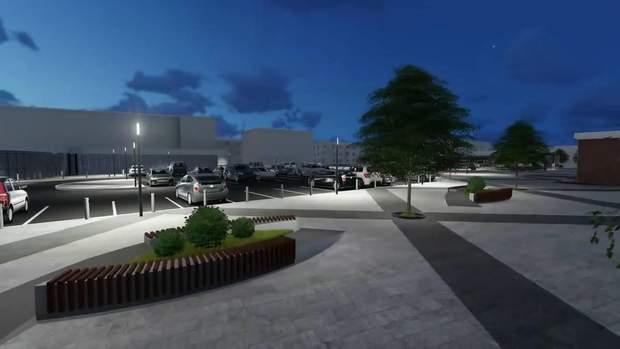 Тернопіль вокзал реконструкція площа