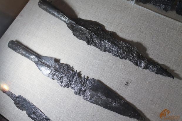 меч вікінгів