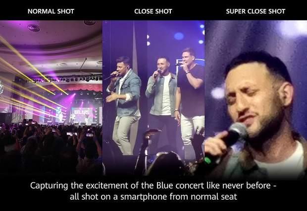 Як насправді знімає Huawei P30