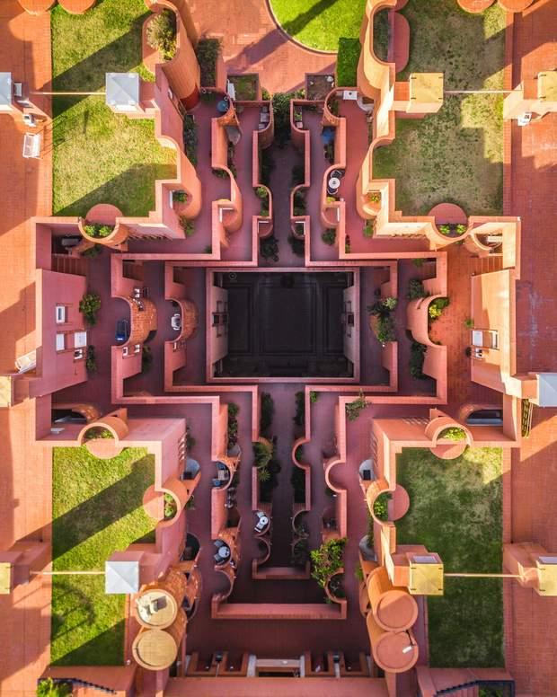 Барселона Валден 7 будинок архітектура