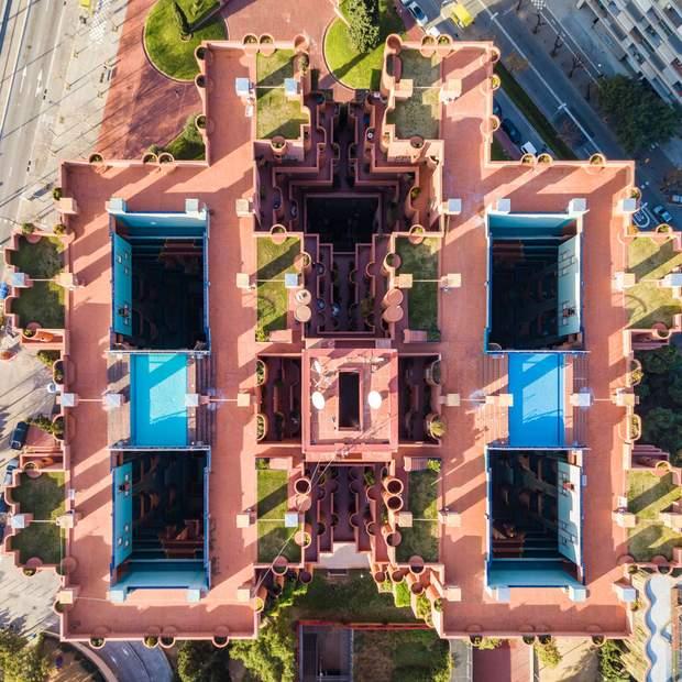 Барселона Walden 7 будинок архітектура