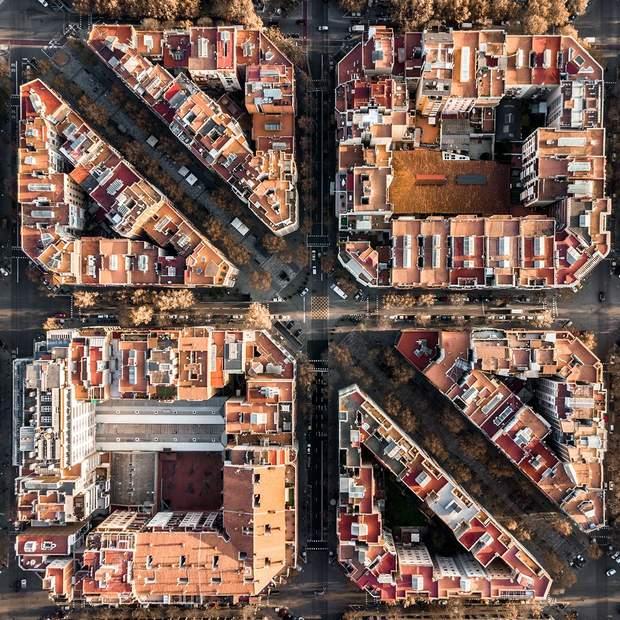 Барселона будинки архітектура