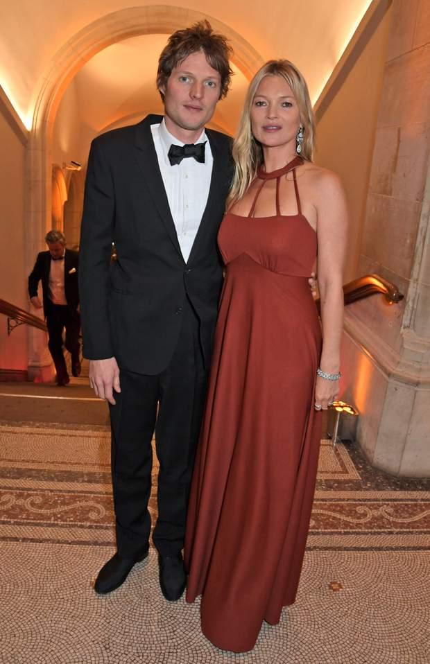 Кейт Мосс і її бойфренд