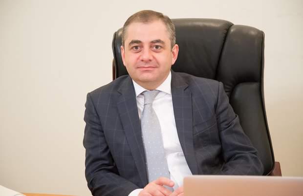Заступник директора НАБУ Гізо Углава
