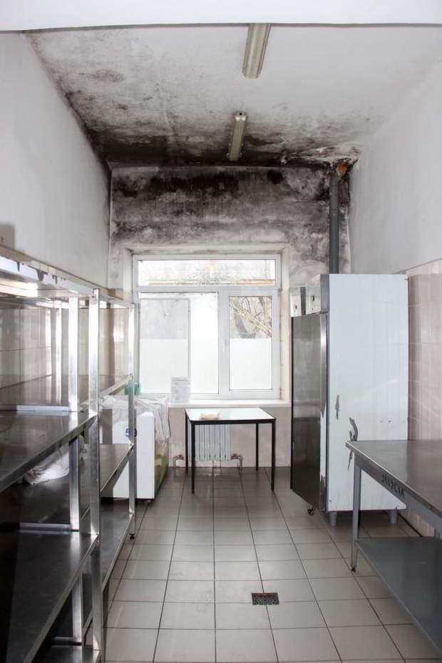 Жахи санаторію