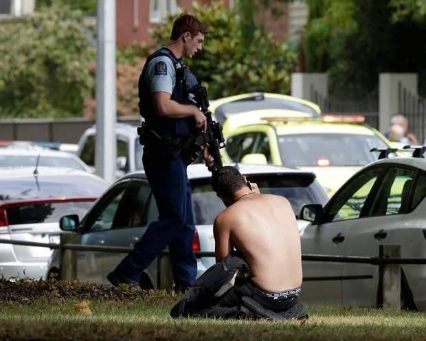 теракт нова зеландія загиблі темний день стрілянина мечеть