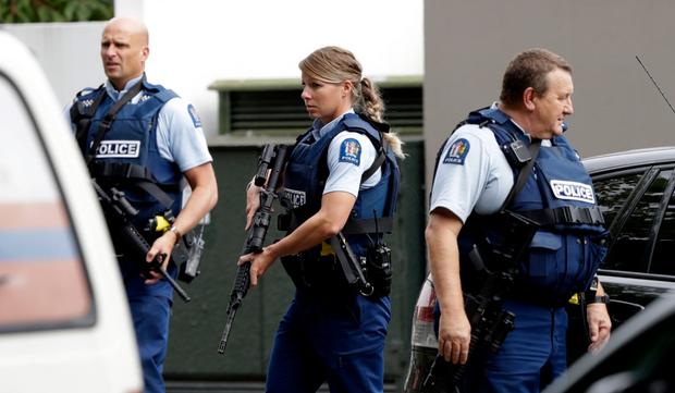 нова зеландія теракт поліція загиблі