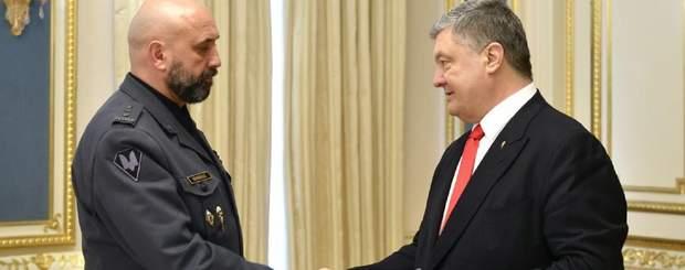 Порошенко призначив Кривоноса заступником секретаря РНБО
