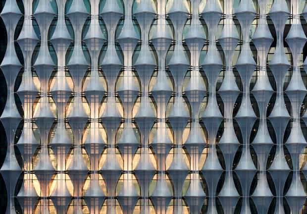 Вікна посольство США Лондон