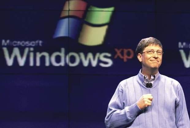 Компанія Гейтса Microsoft запустила першу версію Windows