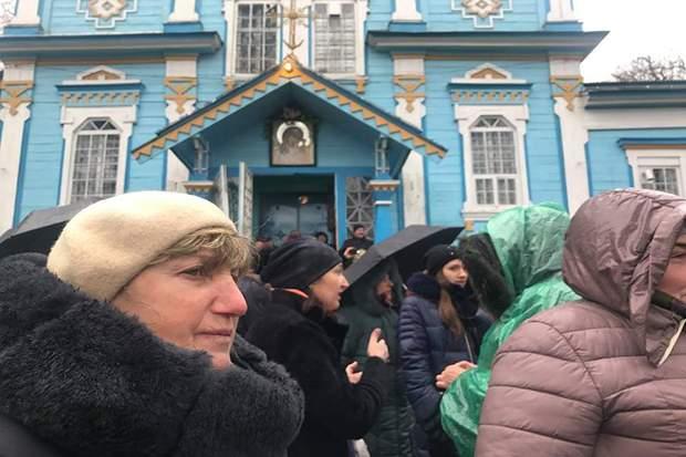 Вінницька область ПЦУ УПЦ МП конфлікт