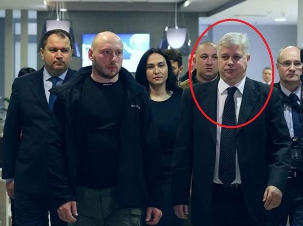 Андрій Алєксєєнко Служба зовнішньої розвідки