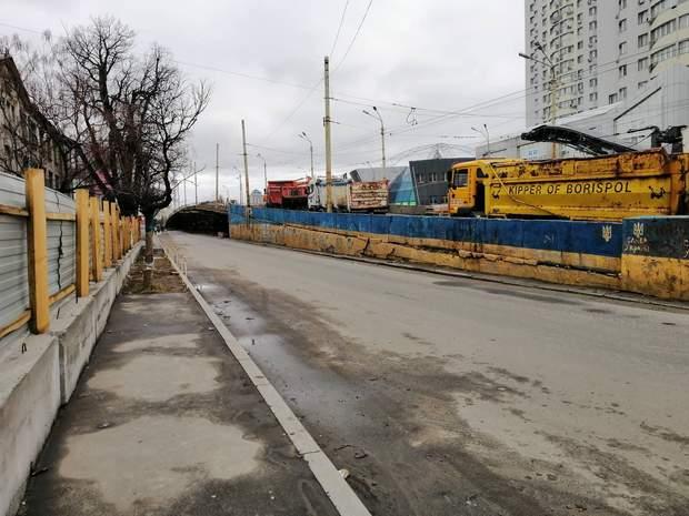 Реконструкція Шулявського мосту