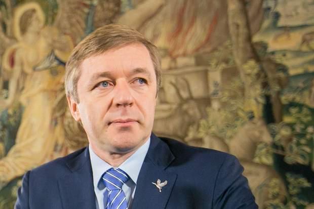 Литовський політик Рамунас Карбаускіс