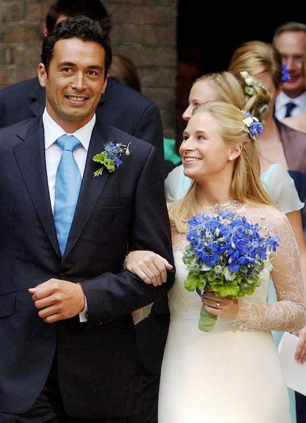 Весілля племінниці Жлизавети ІІ
