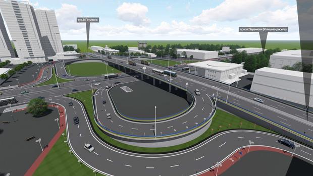Проект Шулявського мосту
