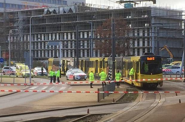 голандія теракт стрілянина трамвай зброя