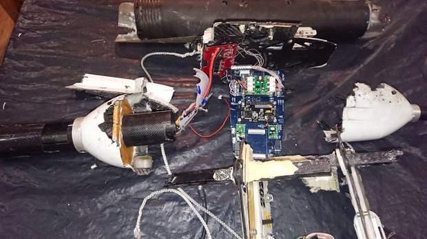 війна на донбасу дрон окупанти збили