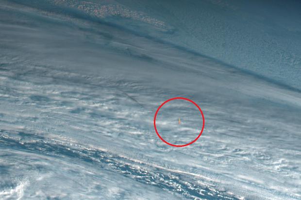 Метеорит, Росія, NASA
